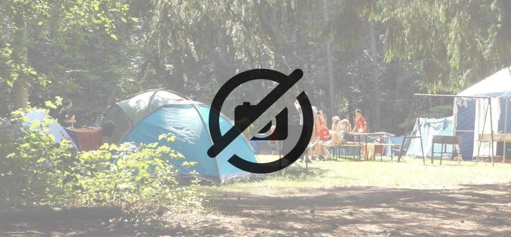 Camping Le Plein Air des Bories