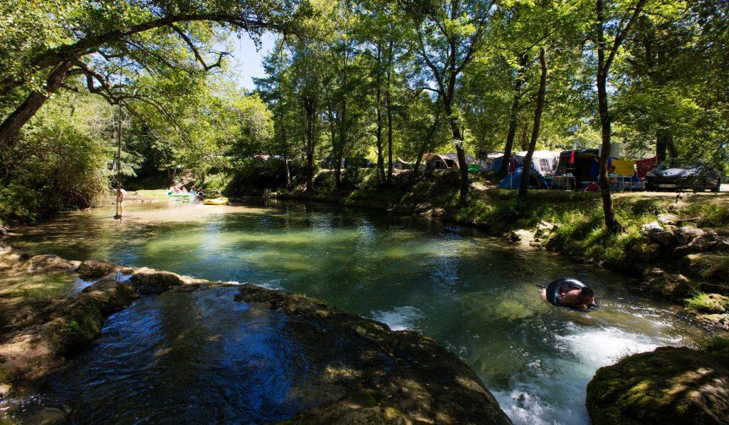 Camping Des Cascades