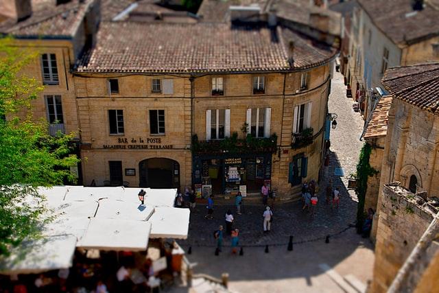 Centre ville de Bergerac