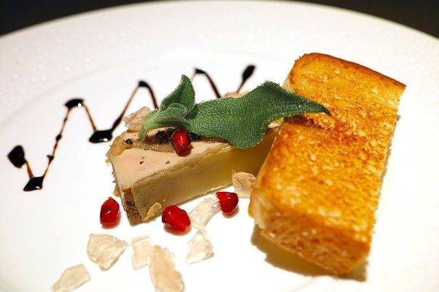 Foie Gras & son toast